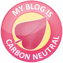 This blog is carbon neutral- Yours Too?